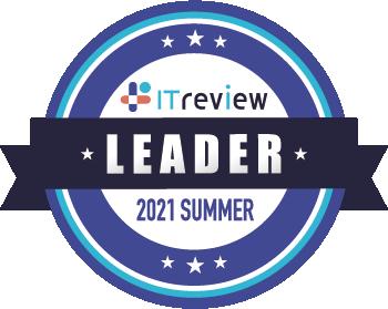 ITreview Grid Award 2021 SummerのLeader